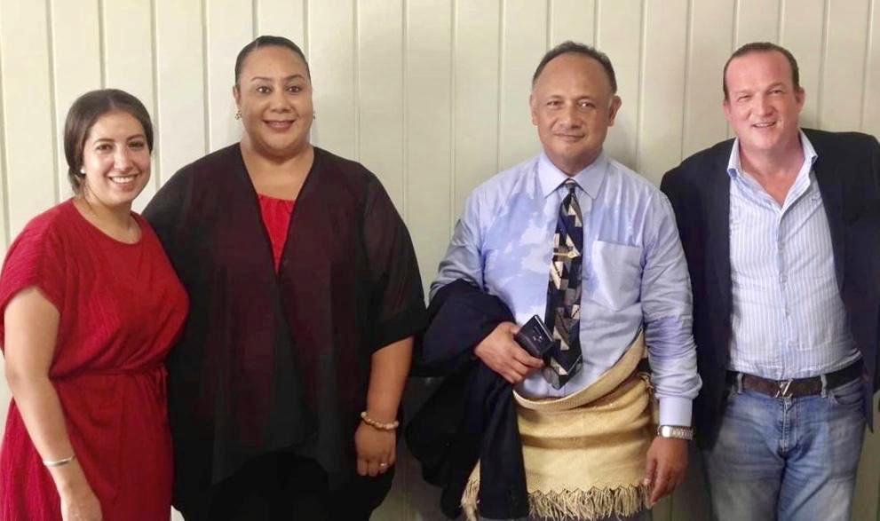 Visit to Kingdom of Tonga