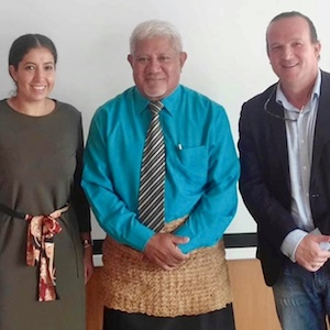Interview with the Governor of the National Reserve Bank of Tonga